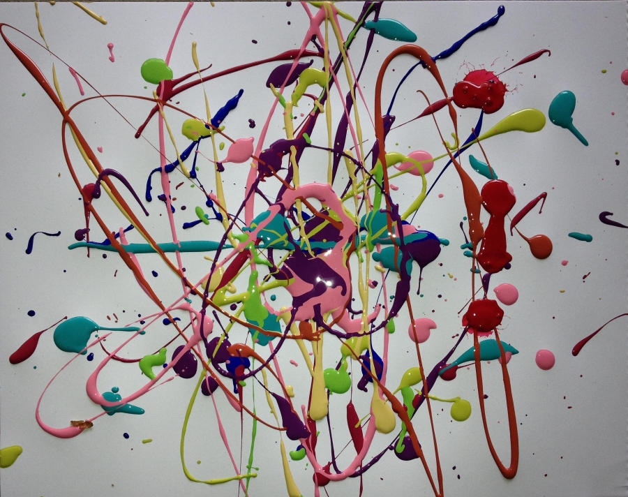 Famous Action Painting